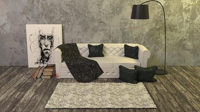lampa nad gaučem