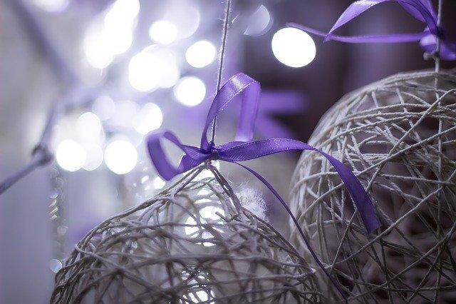 dekorační kuličky