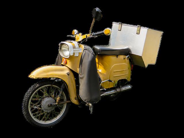 krabice na motorce