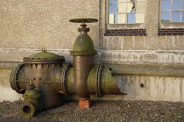 stará vodoinstalace